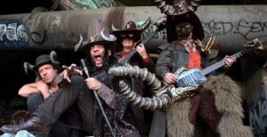 Dr. Odd's Horror rock band: Rosemary's Billygoat