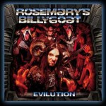 Dr. Odd's Horror rock band Rosemary's Billygoat's CD Evilution